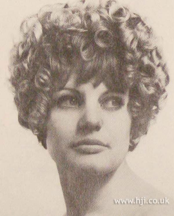 1968 fringe curls