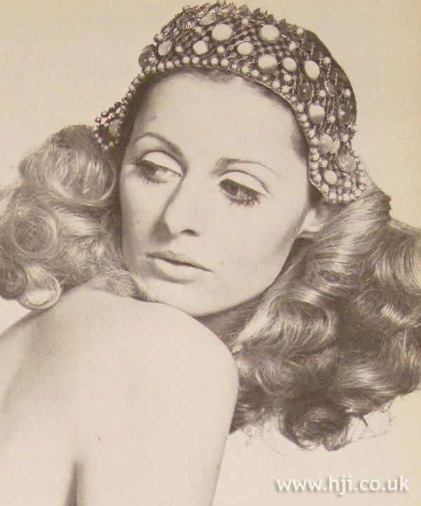 1968 long headband