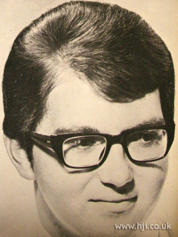 1968 men's short hairstyle