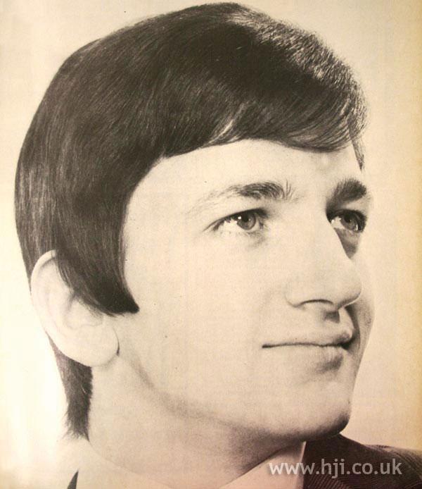 1968 men sideburns