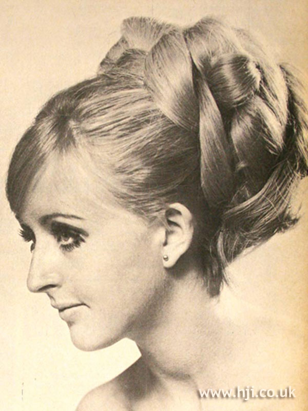 1968 updo curls2