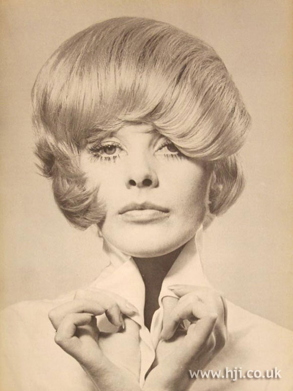 1969 blonde fringe