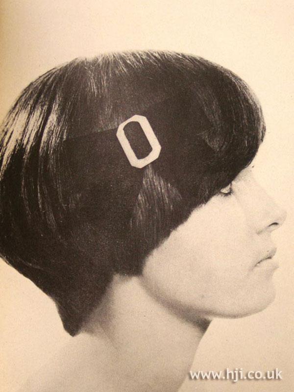 1969 brunette bow
