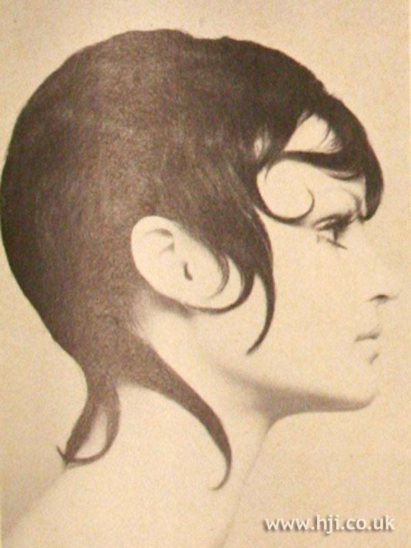 1969 brunette tentacles