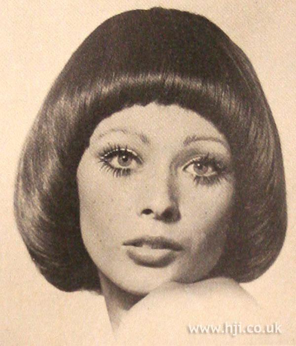 1969 glossy bob
