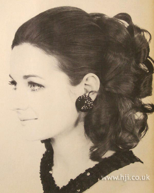 1969 large curls