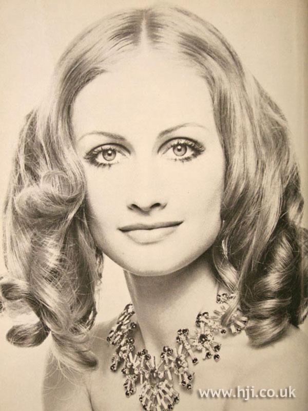 1969 long curls