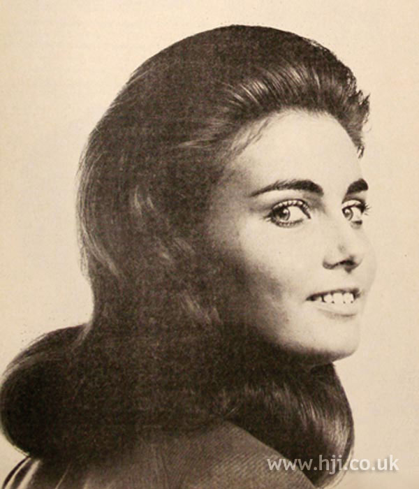 1969 long smooth hairstyle
