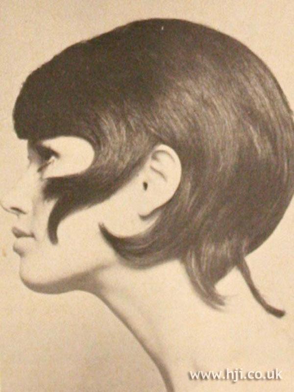 1969 shaped brunette
