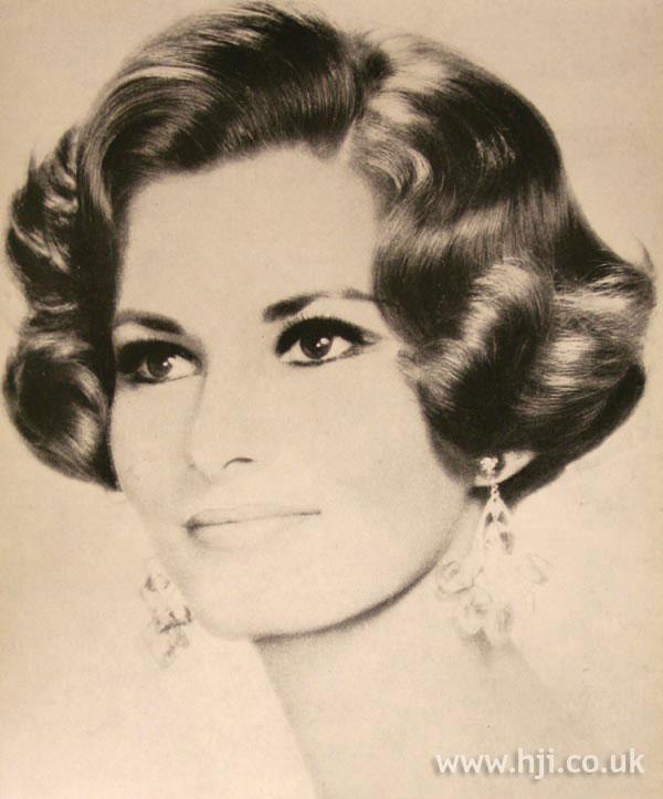 1969 short brunette