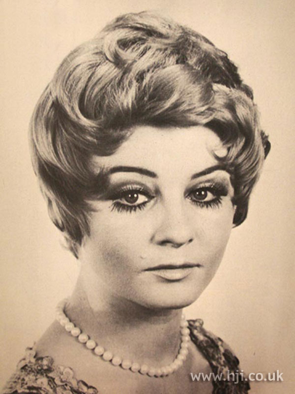 1969 short waves hairstyle