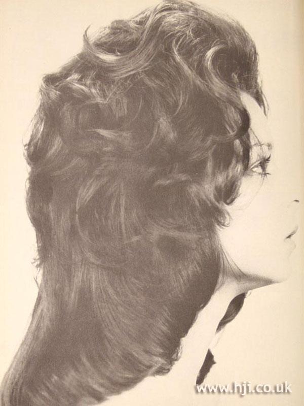 Layered 1970s pageboy cut