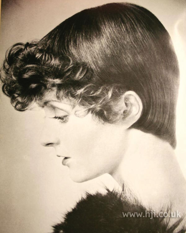 1971 crop fringe hairstyle