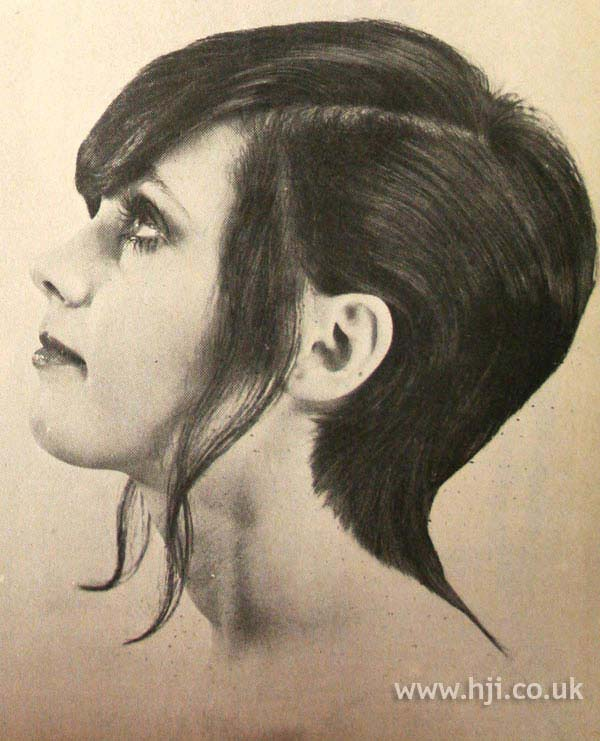 1970s side-parted undercut