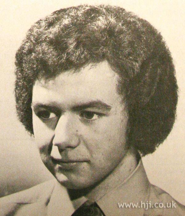 1971 curls men hairstyle