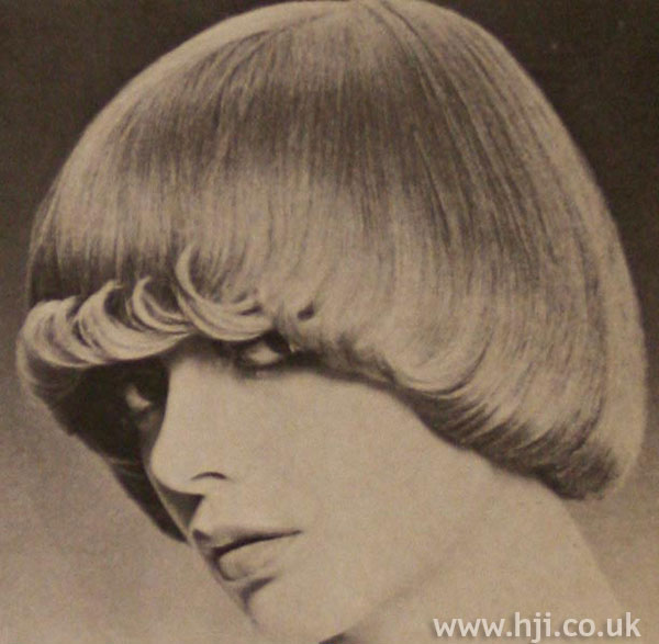 1970s flicked-out pageboy