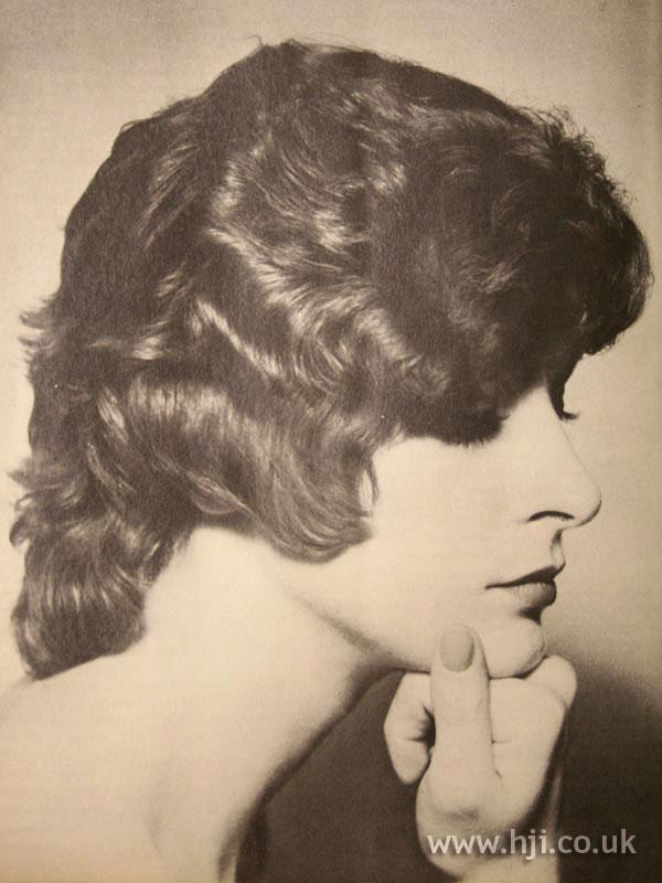 1971 layered shag hairstyle