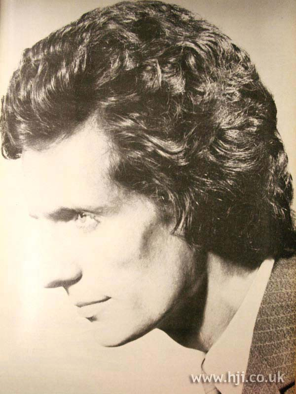 1971 men waves hairstyle