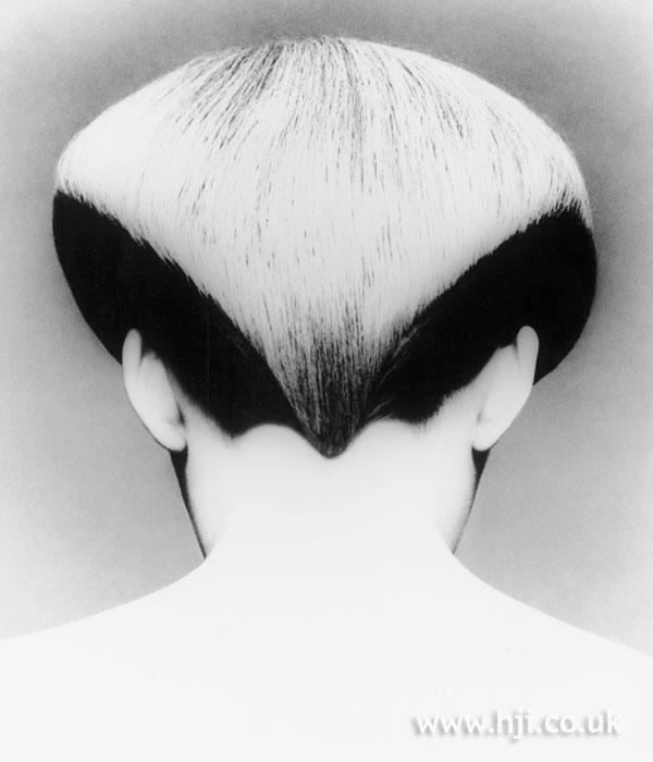 Trevor Sorbie wedge haircut