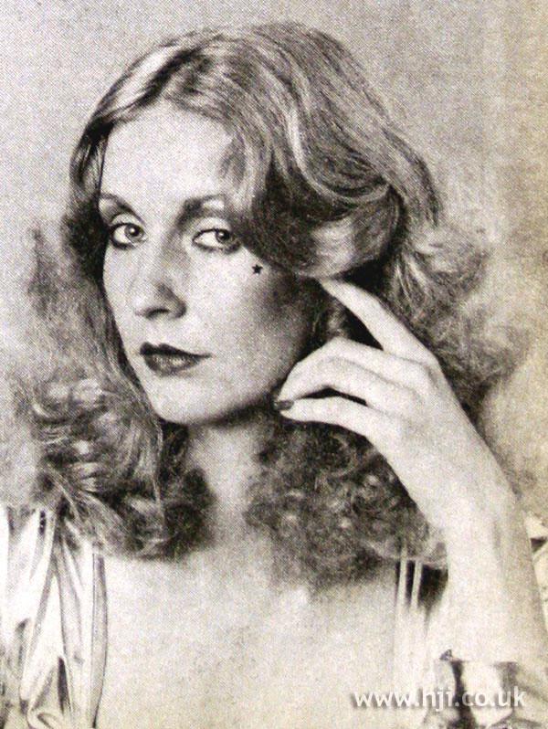 1979 blonde curls