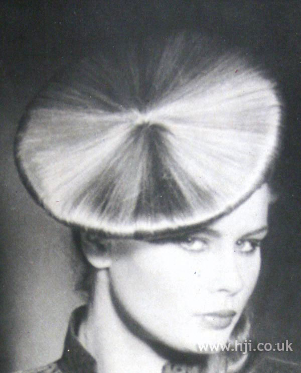 1970s disk hairstyle