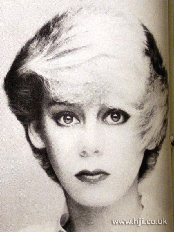 1979 blonde texture