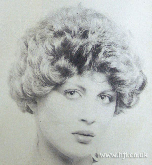1970s curly crop