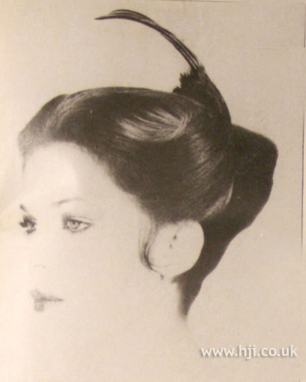 1979 feather brunette
