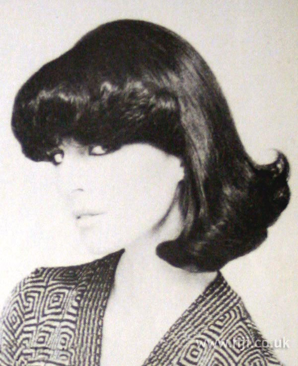 1979 flicked bob hairstyle