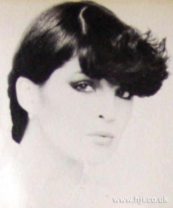 1979 fringe curls
