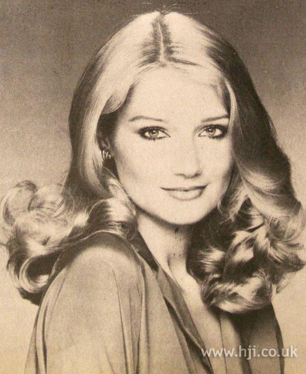 1979 glossy curls