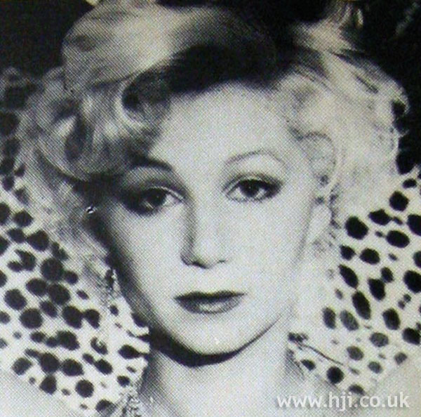 1979 graduated blonde