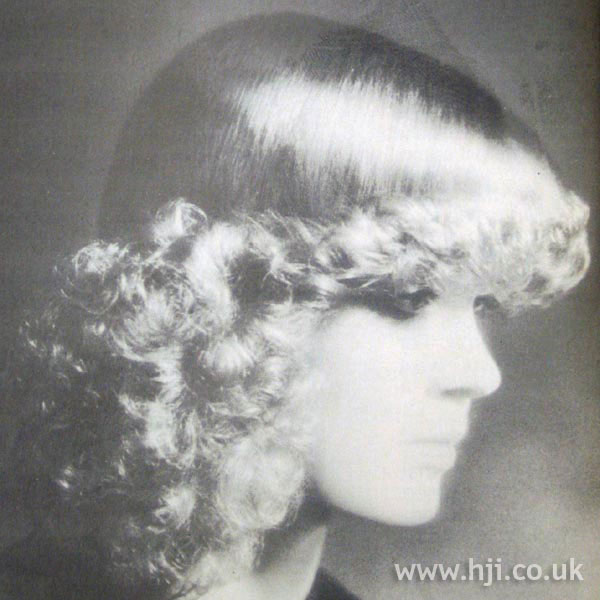 1979 halo curls hairstyle