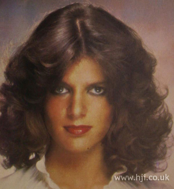 1970s feather cut