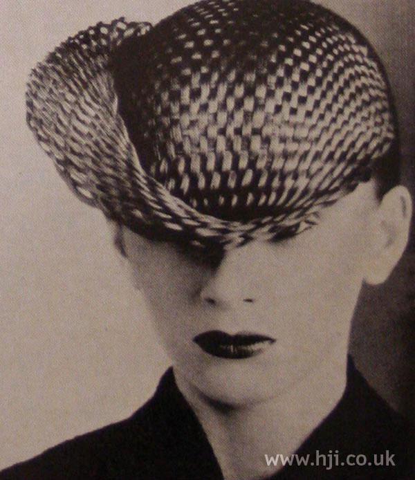 1979 plait hat hairstyle