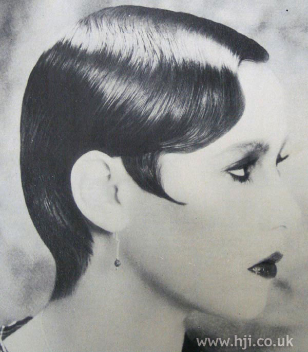 1979 sculptured waves hairstyle