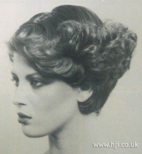 1979 upswept curls