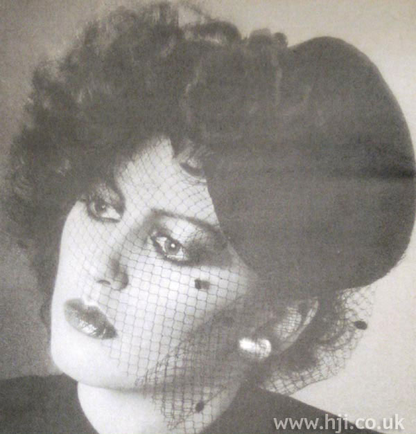 1979 veiled curls