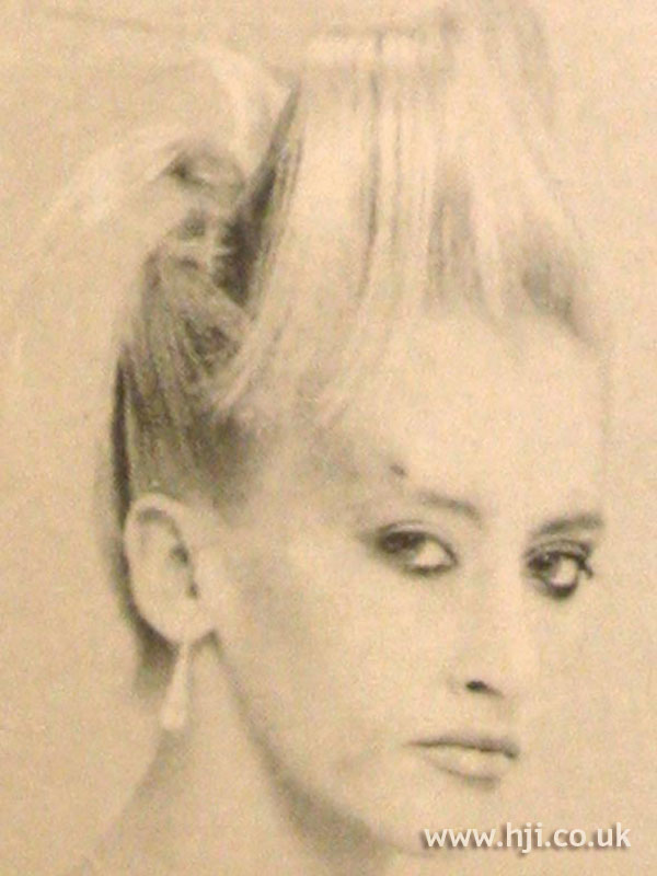 1984 blonde gloss