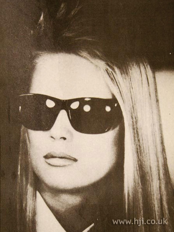 1984 blonde long