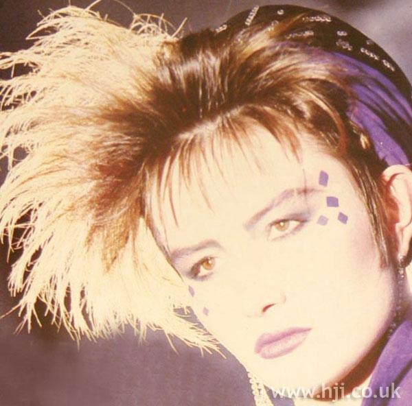 1984 brunette fringe