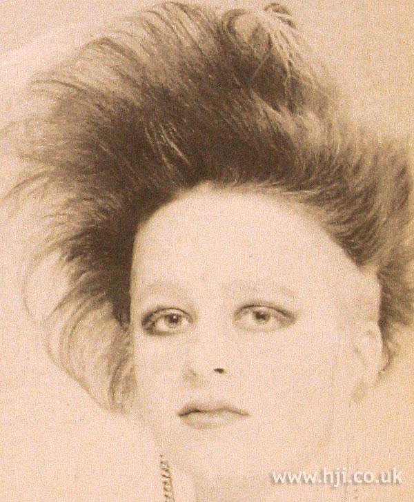 1984 brunette punk