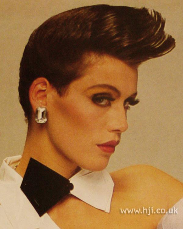 1984 brunette quiff3