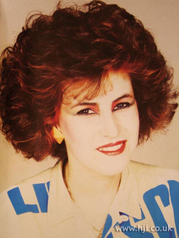 1984 brunette waves1