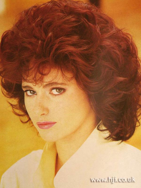 1984 brunette waves2
