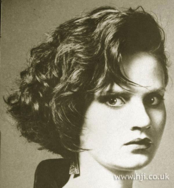 1984 brunette wavy