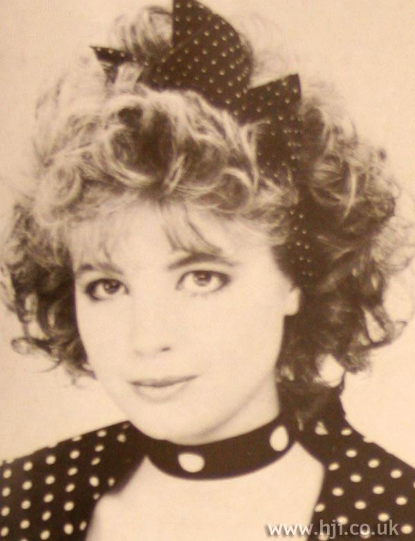 1984 creative curls