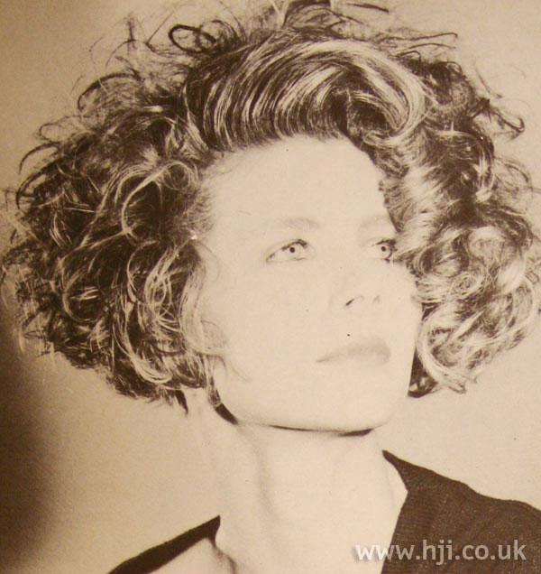 1984 curls short