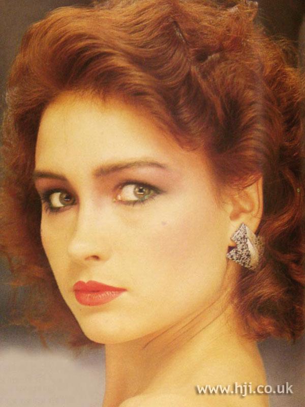 1984 curls waves