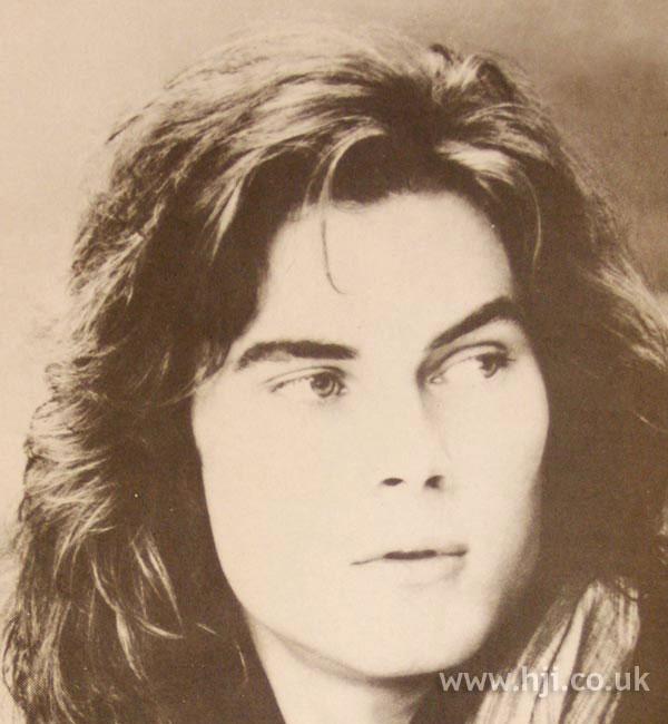 1984 long brunette